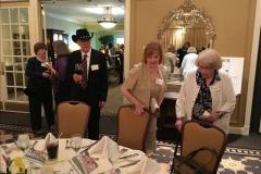 Edie Mayo, Wayne & Susan Clem, Celia Barteau